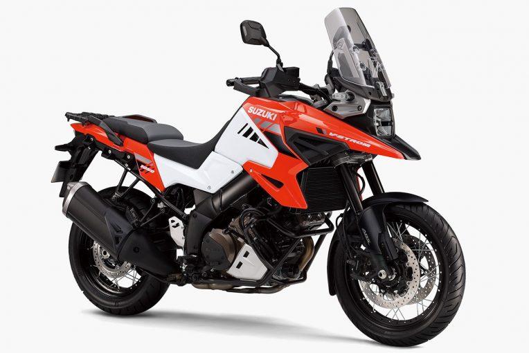 MotoGP   スズキ、新型スポーツアドベンチャーツアラー『Vストローム1050/XT』を4月24日より発売