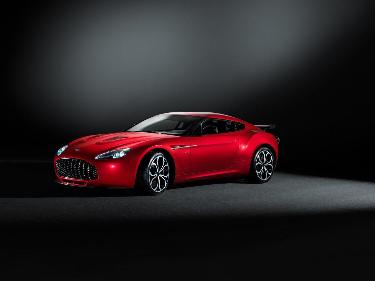 その額2億円越え。アストンマーティン・バンテージV12ザガートが発売へ/オートスポーツweb的、世界の自動車