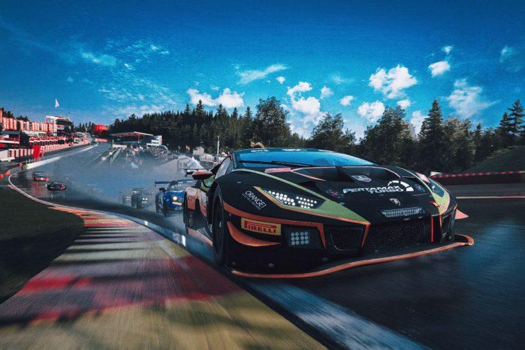 ル・マン/WEC | ジェンソン・バトンの出場も決定! SRO・EスポーツGTシリーズにリアルドライバー49名が参戦へ
