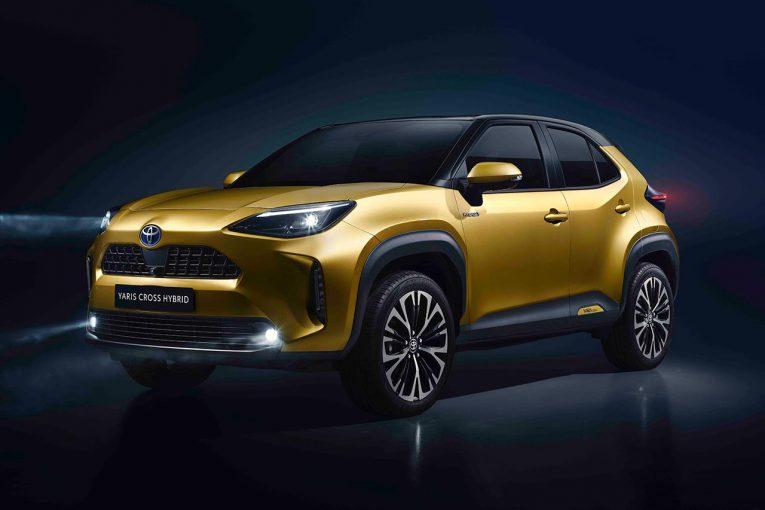 クルマ   トヨタ、新型車『ヤリスクロス』を世界初公開。日本では2020年秋の発売を予定