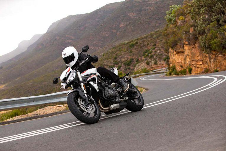 MotoGP   トライアンフ、エントリーモデルの新型『ストリートトリプルS』を5月9日から発売