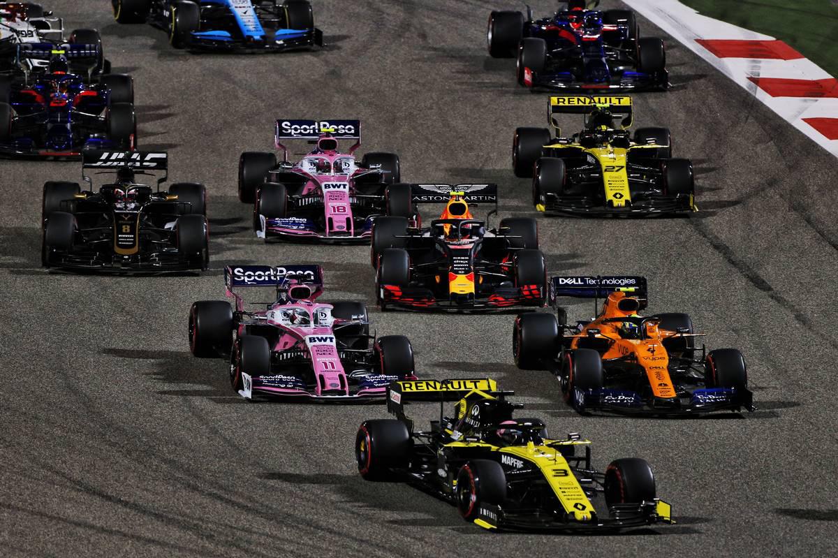 2019年F1第2戦バーレーンGP