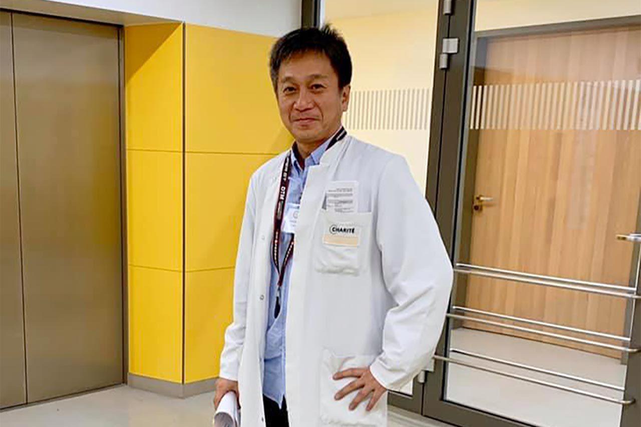 日本のモータースポーツ救急医療発展のために渡独中。SGT/F4で活躍する渡邊水樹ドクターに聞く