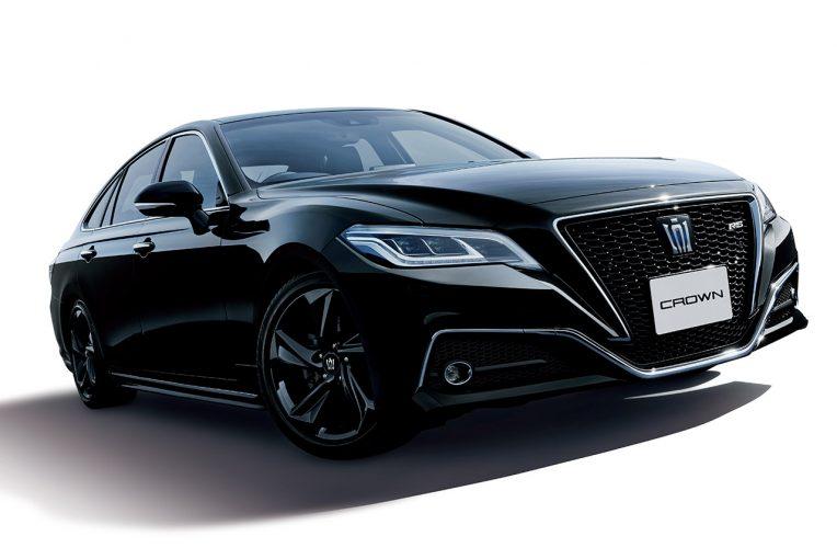 クルマ | トヨタ、『クラウン』に65周年を記念した特別仕様車を設定。質感向上などの一部改良も実施
