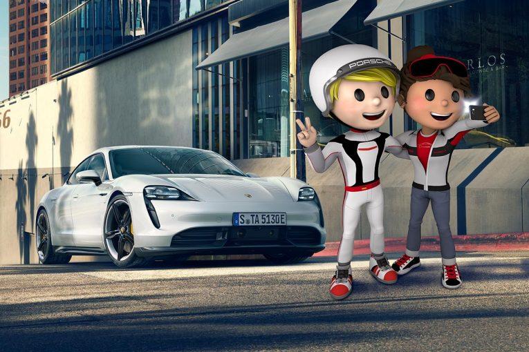 インフォメーション | ポルシェがファミリー向けコンテンツ『Porsche 4Kids』を公開。ミュージアムのバーチャルツアーも