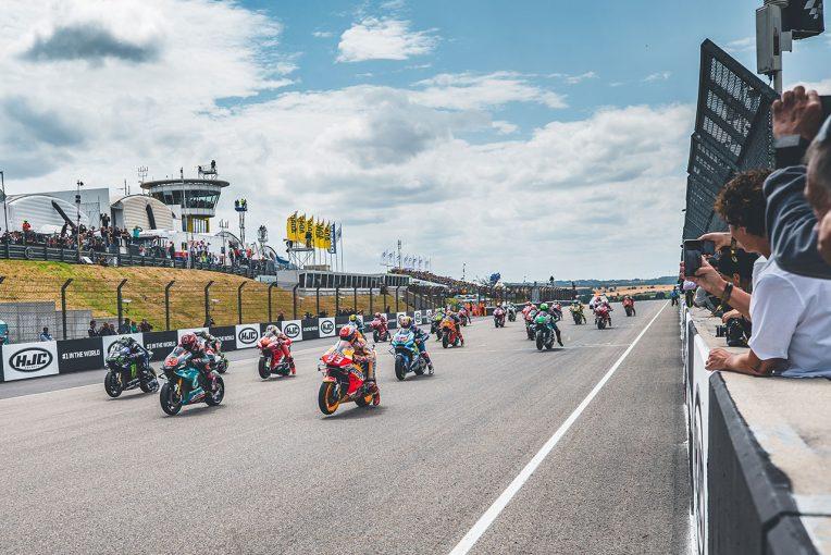 MotoGP | MotoGP:ドイツ/オランダ/フィンランドGPの中止が正式発表。8月再開へ向け調整進む