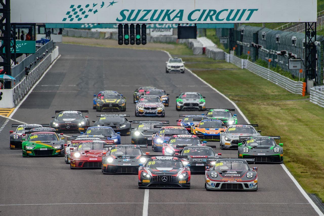 SUZUKA Race of Asia 2020が開催中止に。GTワールドチャレンジ・アジアはオートポリスで開幕へ