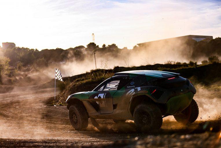 ラリー/WRC | 2021年開幕のエクストリームE、男女1名ずつのドライバー構成やレース中のドライバー交代を発表