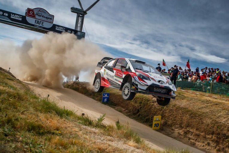ラリー/WRC | WRC:新型コロナの影響続く。ポルトガルの開催中止が決定、シリーズ再開は7月以降に