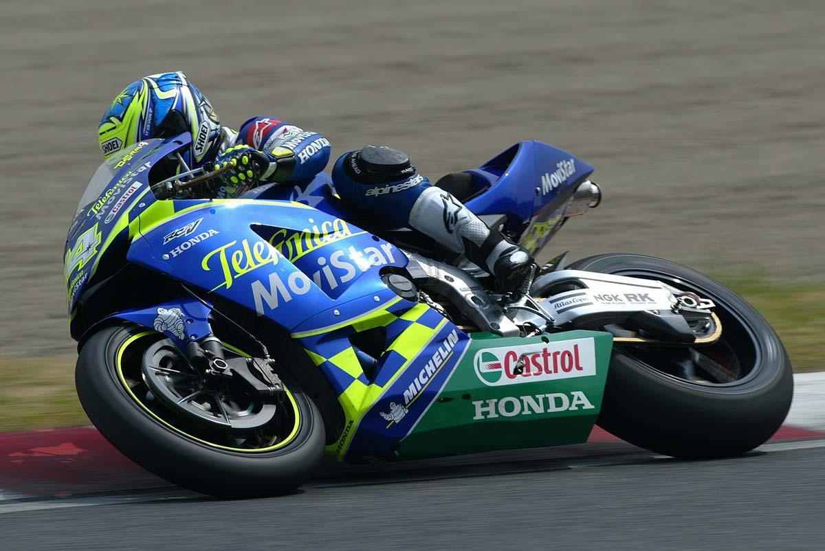 2003年MotoGP:加藤大治郎 | MotoGPの軌跡(3):2004年のヤマハ移籍後 ...
