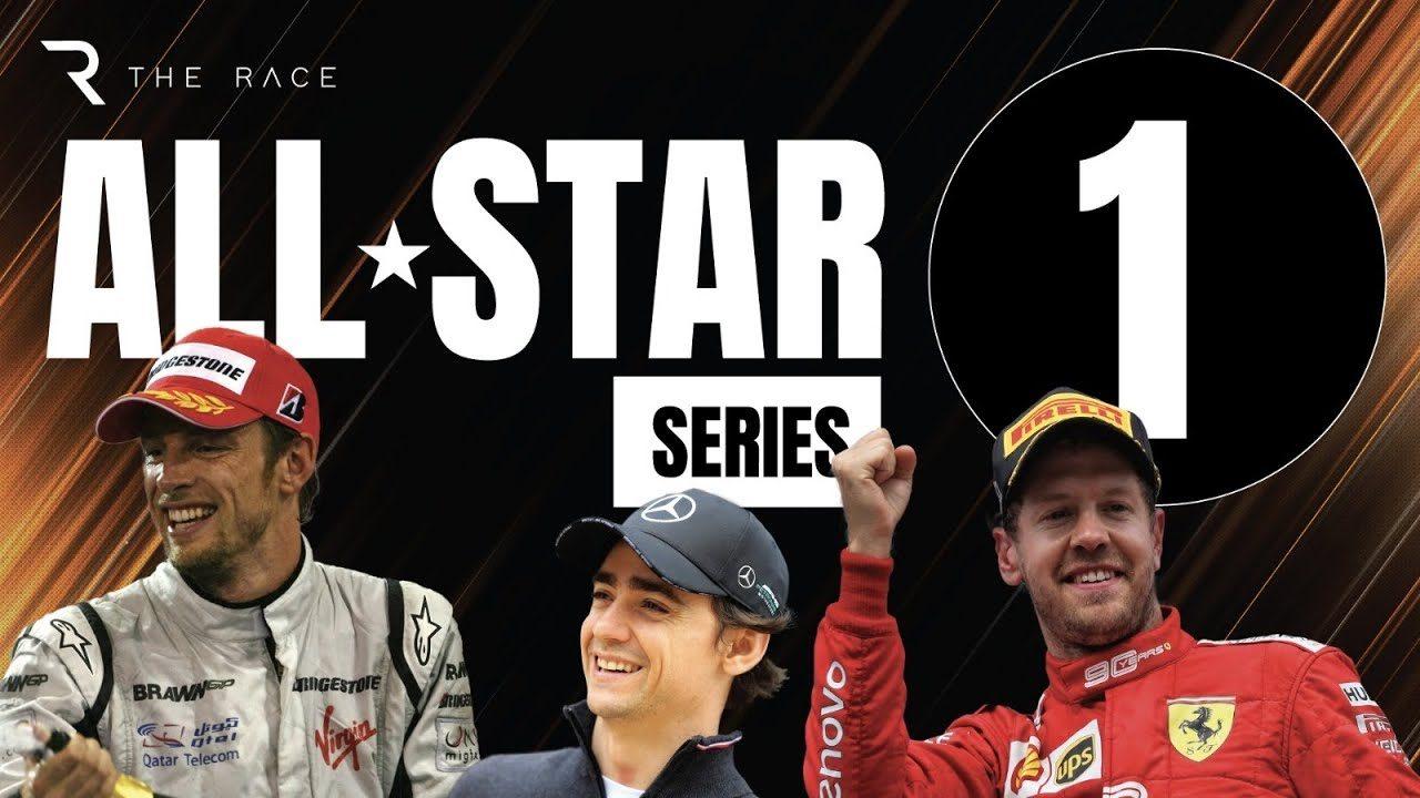 フェラーリF1のベッテルがバーチャルレースデビュー、レジェンドたちとバトル