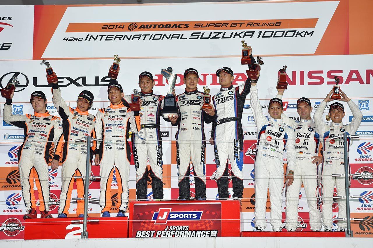 開幕までに知識を増やそう。カーナンバーとチーム名の由来を知る:LM corsa