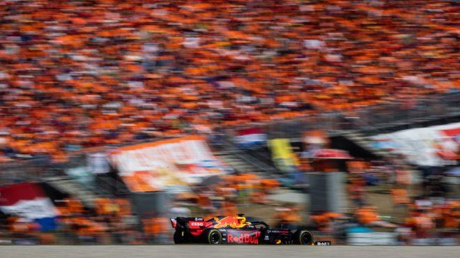 2019年F1オーストリアGP マックス・フェルスタッペン(レッドブル・ホンダ)