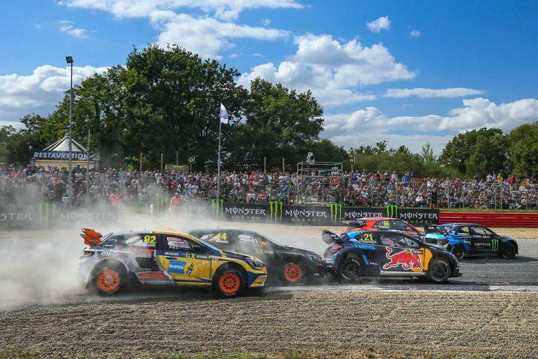ラリー/WRC | 世界ラリークロスの暫定スケジュールが明らかに。8~12月で8大会9戦を予定