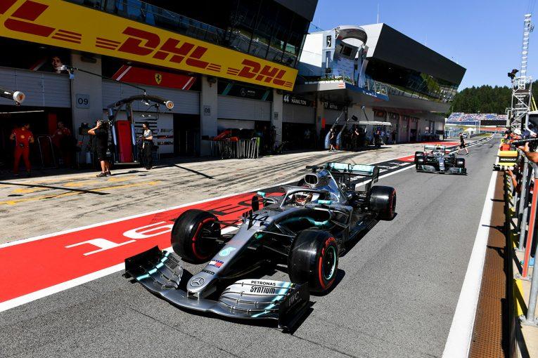 F1   F1、独自の安全対策を導入へ。FIA医師「新型コロナ感染者が出てもレースは中止されない」