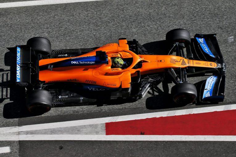 F1 | マクラーレンF1のノリス、メルセデスPUに期待も「成功するにはシャシーの改善も必要」