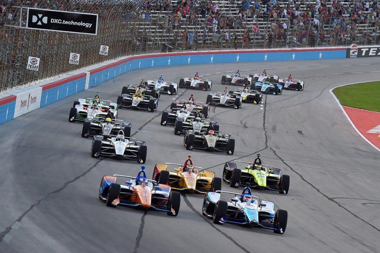 海外レース他   NTTインディカー・シリーズが6月6日開幕を正式発表。予選・決勝をワンデーで開催へ
