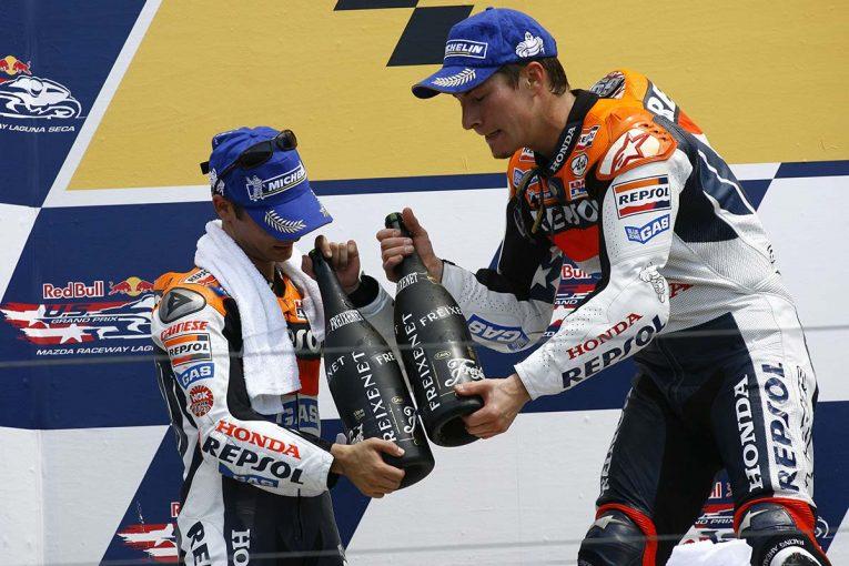 MotoGP | MotoGPの軌跡(4):990cc時代の最終年に一矢報いたホンダ
