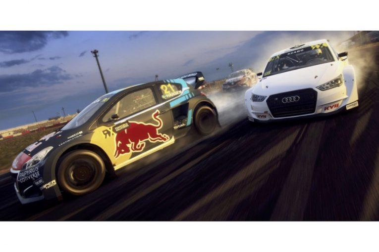 ラリー/WRC   WorldRX:ダ・コスタやミカ・サロ、VASC王者参戦のeスポーツ第2戦はプロゲーマーが制覇