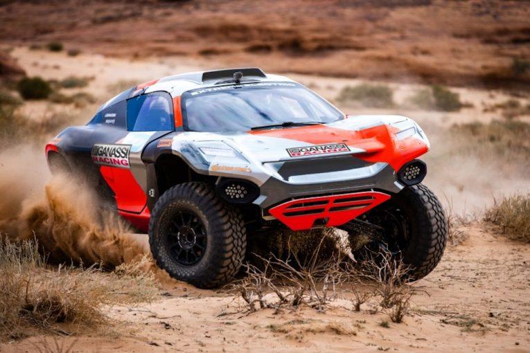 ラリー/WRC | Extreme E:北米の名門チップ・ガナッシも電動SUVシリーズ参戦を表明
