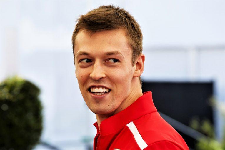 F1 | アルファタウリのクビアト「フェラーリでの1年があったから、F1に復帰することができた」