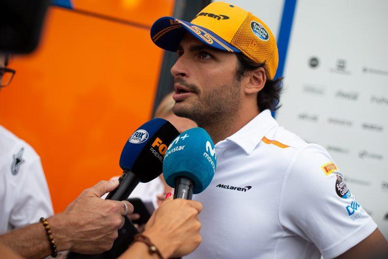 F1 | フェラーリF1、ベッテルの後任としてリカルドでなくサインツを選択か「数日中に発表」との報道も