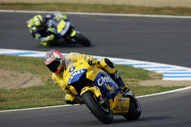 MotoGP | MotoGP:ヤマハOBキタさんの「知らなくてもいい話」/転がるタイヤ(中編)