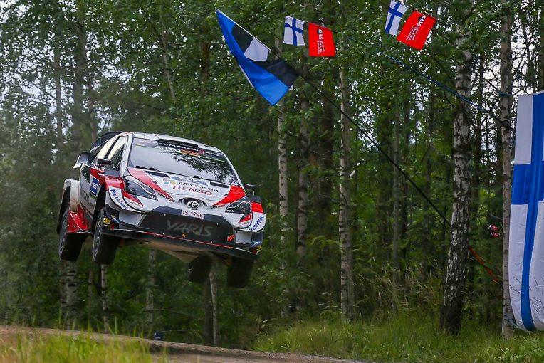 ラリー/WRC | WRC:トヨタ、4連覇がかかるラリー・フィンランドで5台体制構築の噂。勝田&ラトバラを投入か