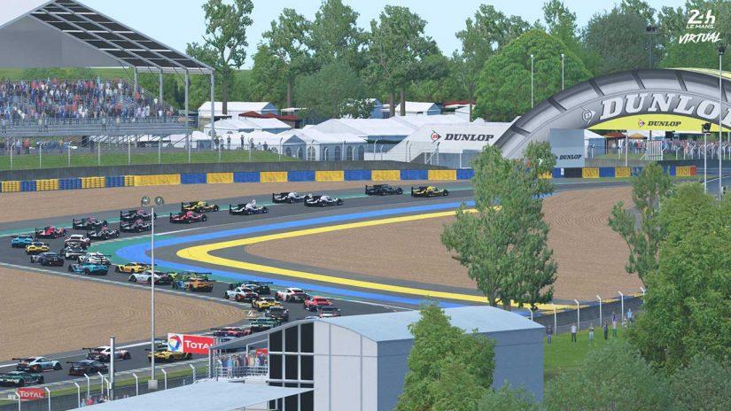 ル・マン/WEC | 『ル・マン24時間バーチャル』のエントリーリスト発表。30台のLMP2と20台のGTEが参戦へ