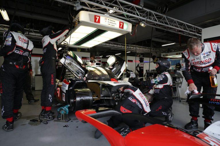 ル・マン/WEC | WEC:開幕延期がトヨタのハイパーカー開発をサポート「時間的プレッシャーが軽減された」