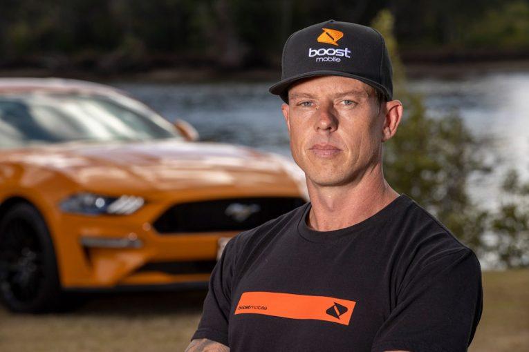 海外レース他   豪州SC:元王者ジェームス・コートニー、シリーズ再開前にフォード・マスタングでの復帰を発表