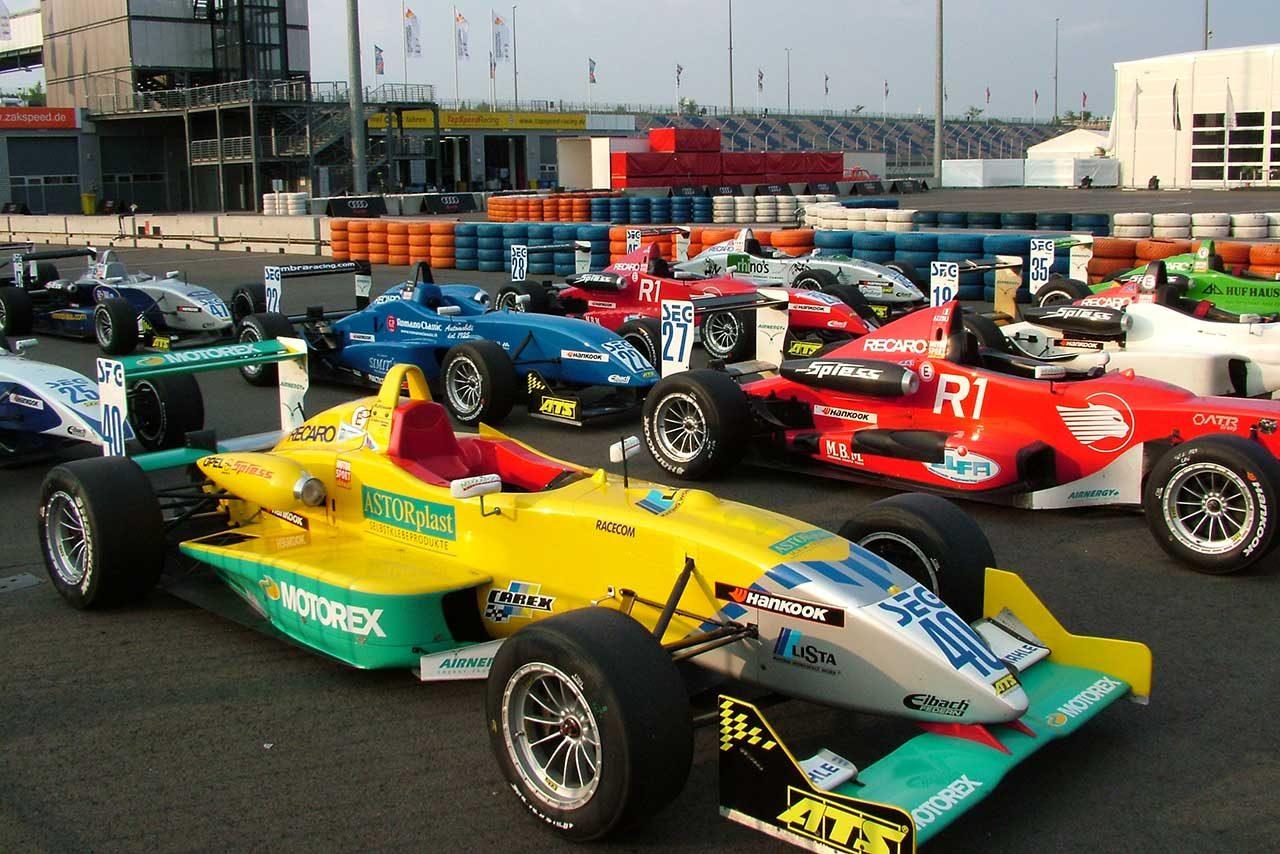 """2006年ドイツF3""""イーストサイド100"""""""