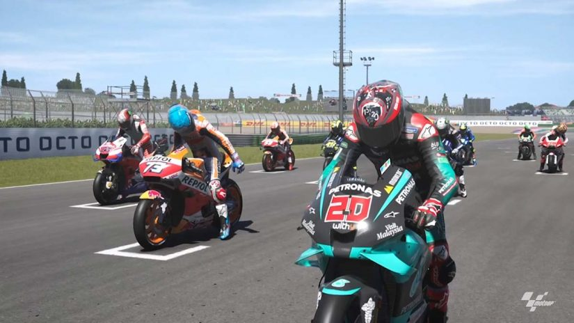 MotoGP | 【動画】2020MotoGPバーチャルレース 第4戦サンマリノGP