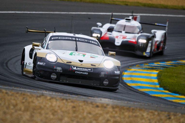 ル・マン/WEC | トヨタ、ポルシェがル・マン24時間バーチャルレースにエントリー。参加ドライバーは後日発表へ