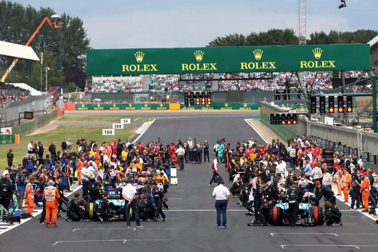 F1 | F1が2020年ヨーロッパラウンドの日程を近々発表か。イギリスGP開催については政府を説得中