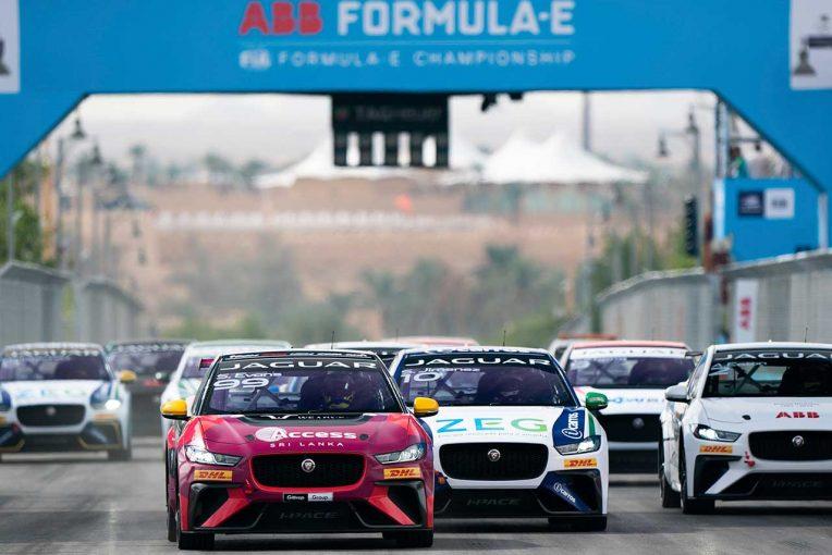 海外レース他 | 『ジャガーIペース eトロフィー』が2019/20年シーズンをもって終了。新型コロナの影響を受け