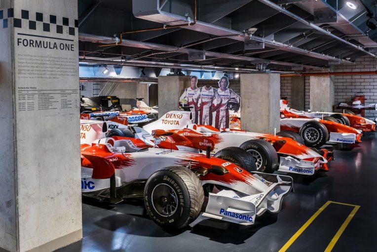 ラリー/WRC   トヨタ、F1やWRC、ル・マンカーが並ぶTGR-E内部を公開。360度バーチャルツアーで見学可能に