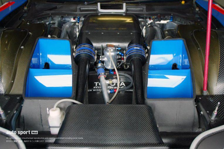 スーパーGT | 【秘蔵私的写真で振り返るGT進化の旅/第2回】2003年JGTC、エンジン大排気量化したトヨタ・スープラ(A80系)