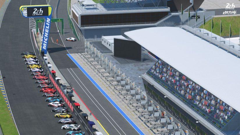 ル・マン/WEC | フェラーリ、アストンも加わる『ル・マン24時間バーチャル』競技規則が発表。万全を期しテストレース実施へ