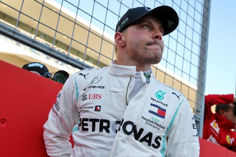 F1   メルセデスF1のシート喪失を恐れるボッタス、ルノーとの交渉をスタートか
