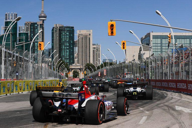 海外レース他 | インディカー:リッチモンド戦とトロント戦の中止を発表し、2020カレンダーを再変更