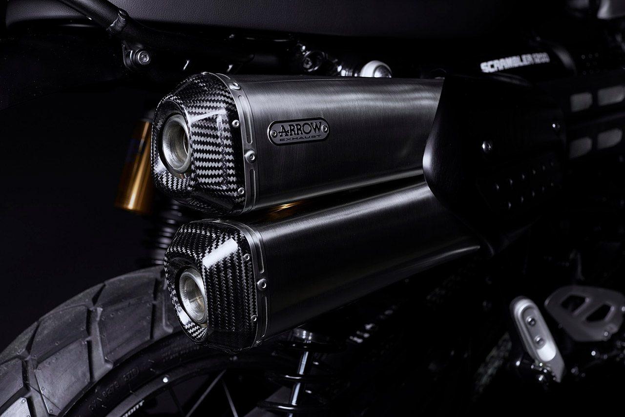 トライアンフが007とコラボ。『スクランブラー1200・ボンドエディション』を250台限定で販売