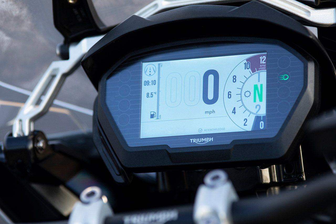 トライアンフ・タイガー1200に専用ペイントの『デザート・スペシャル・エディション』が登場