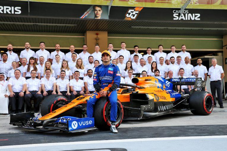 F1   サインツ「フェラーリ行きを祝福してくれたマクラーレンのことを忘れない」好結果を残して去ることを目指す
