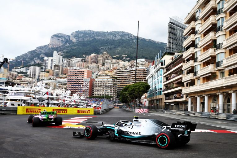 F1   F1公式バーチャルGP第6戦モナコのエントリーリスト:現役ドライバー8人が参加。初登場ボッタスが練習風景を公開