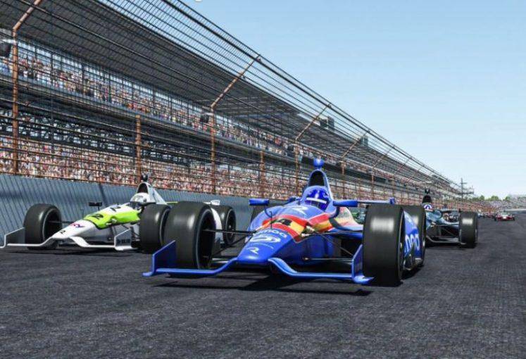 F1   アロンソ、バーチャルのインディアナポリスで、バトンを破って2連勝「次はリアルなインディ500で競おうよ」