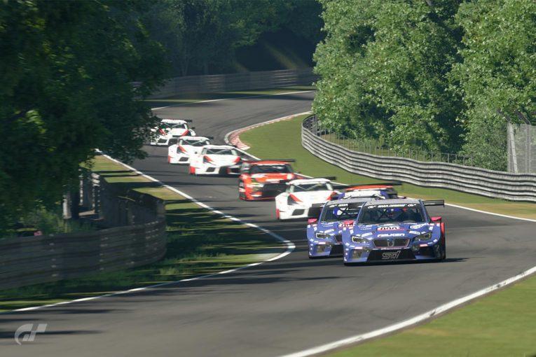 海外レース他 | TGR&スバル共催の『e-Nurburgring Race』はモリゾウもサプライズ登場! 白熱のバトルで大盛況に終わる