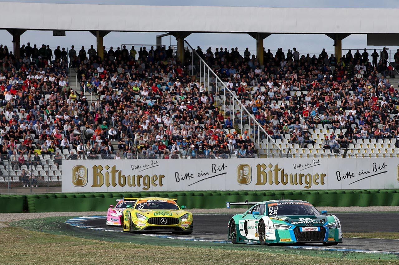 ADAC GTマスターズが新レースカレンダーを発表。ドイツ国内の開催にシフト