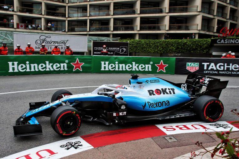 F1 | F1公式バーチャルGP第6戦モナコ:ペナルティ多発のレースでラッセルが独走、2連勝飾る