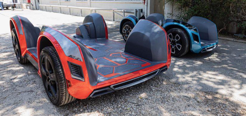 クルマ   KYBがイスラエル企業と次世代EV車向けサスペンションを共同開発。トヨタ実験都市『ウーブンシティ』にも登場か?/オートスポーツweb的、世界の自動車
